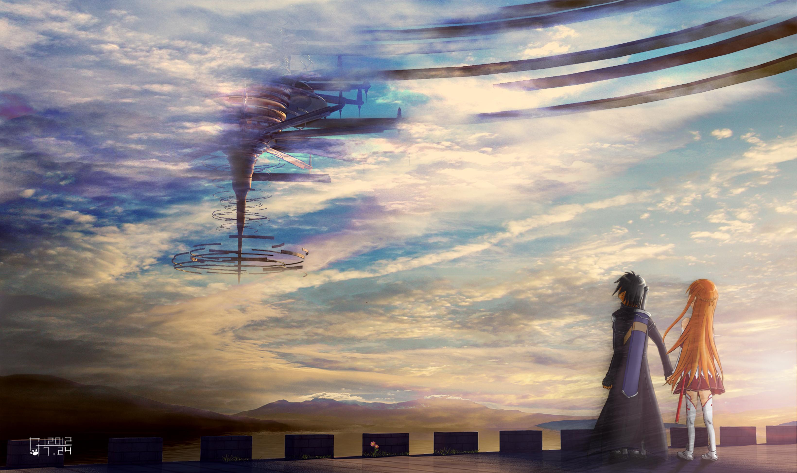 Aomine Daiki Hd Wallpaper 1167 Kirito Sword Art Online Hd Wallpapers Background