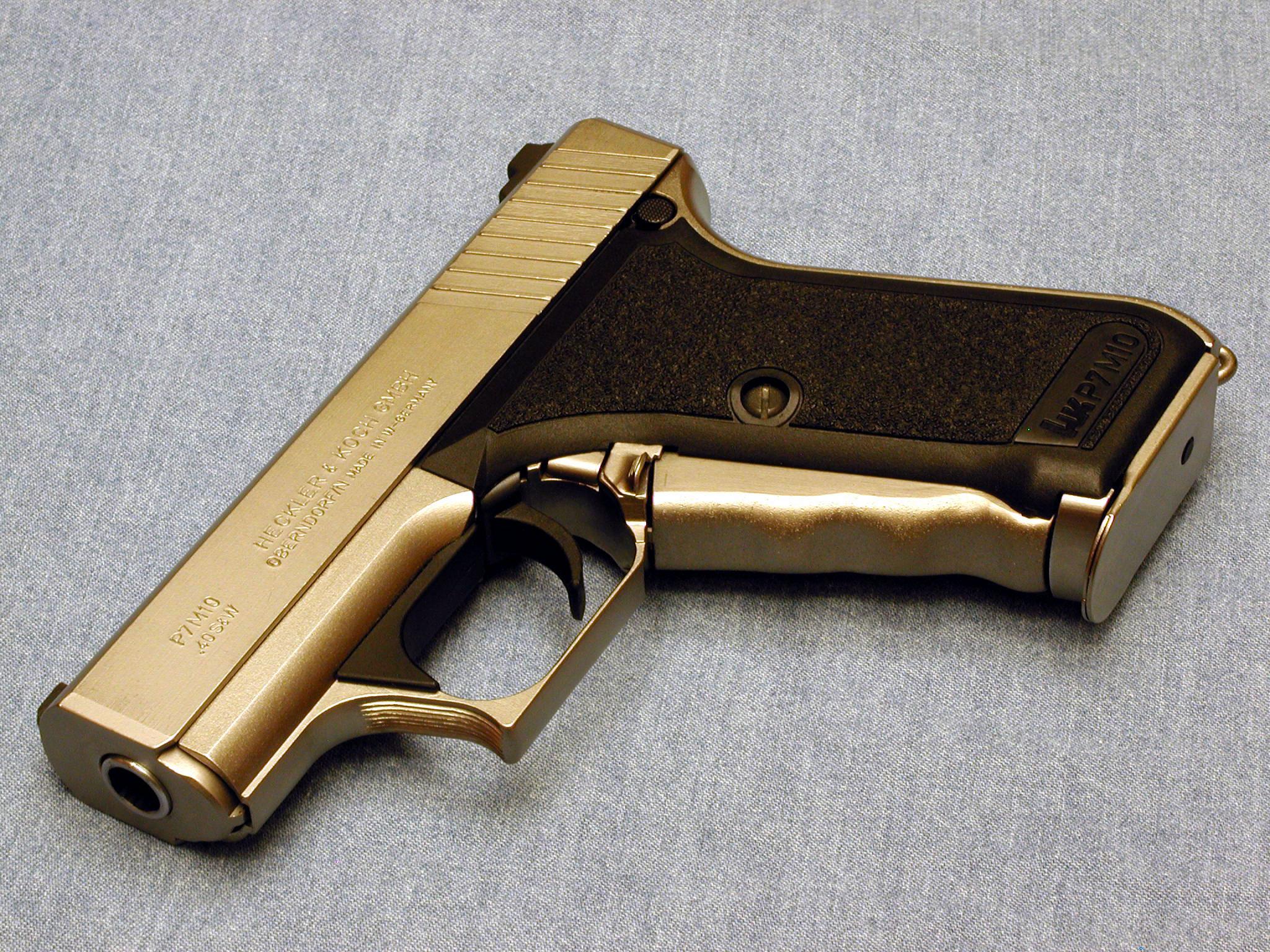 Pistol 3d Wallpaper Heckler Amp Koch Pistol Full Hd Wallpaper And Background