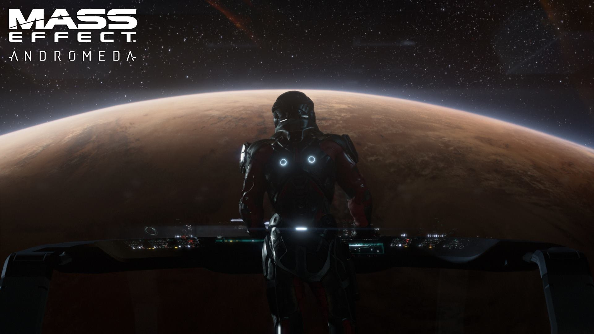 Andromeda Galaxy Wallpaper Iphone Mass Effect Andromeda Full Hd Bakgrund And Bakgrund