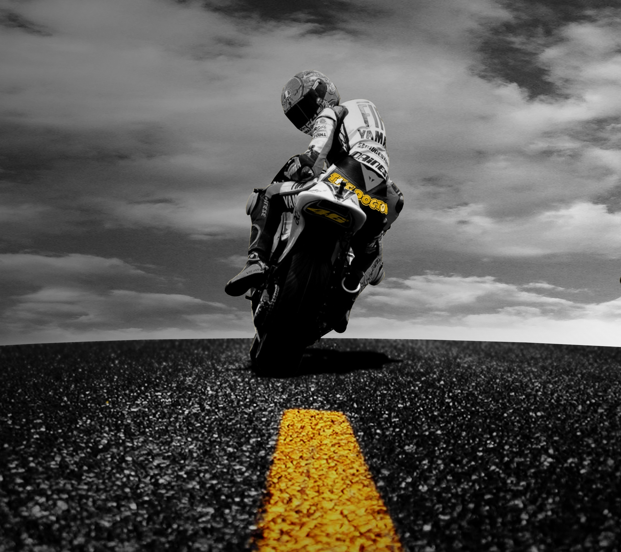 Full Hd Motorcycle Wallpaper 2 Valentino Rossi Hd Wallpapers Background Images