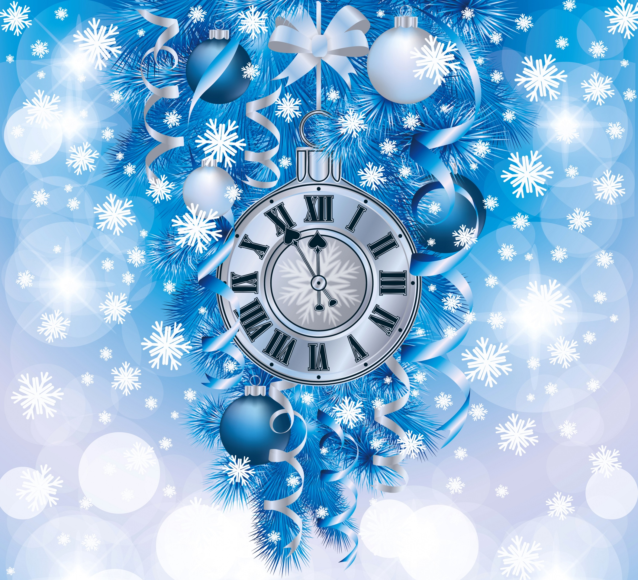 Live 3d Wallpaper Snowing Countdown To New Year Fond D 233 Cran Hd Arri 232 Re Plan