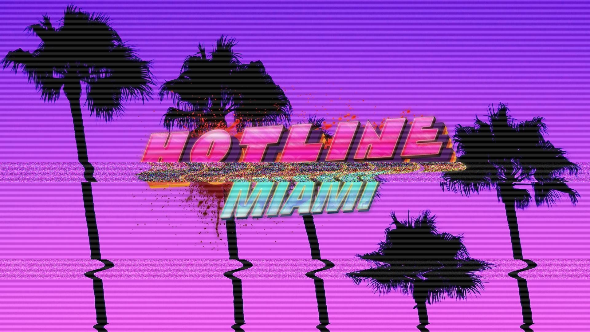 Hotline Miami Iphone Wallpaper Title Hd Wallpaper Background Image 1920x1080 Id