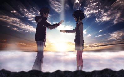 670 Kimi No Na Wa. HD Wallpapers | Backgrounds - Wallpaper Abyss - Page 9