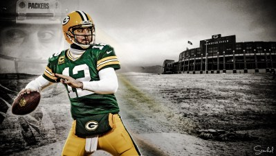 14 Aaron Rodgers HD Wallpapers | Background Images - Wallpaper Abyss
