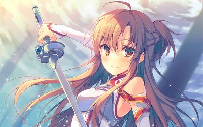 Sword Art Online HD Wallpaper | Background Image | 1920x1200 | ID:803795 - Wallpaper Abyss