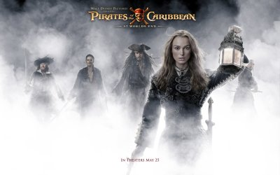 Pirates Of The Caribbean: At World's End HD Wallpaper | Background Image | 1920x1200 | ID:81277 ...