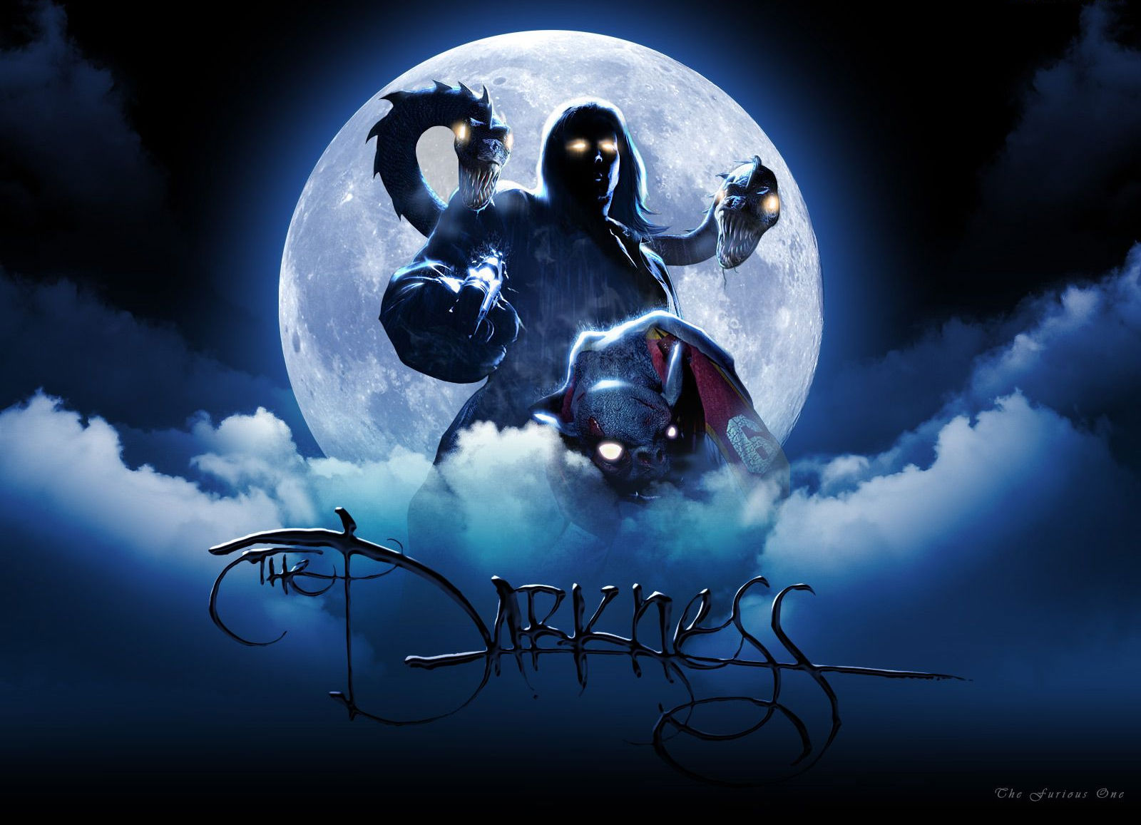 Videogame Wallpapers With Quotes 7 The Darkness Hd Wallpapers Backgrounds Wallpaper Abyss
