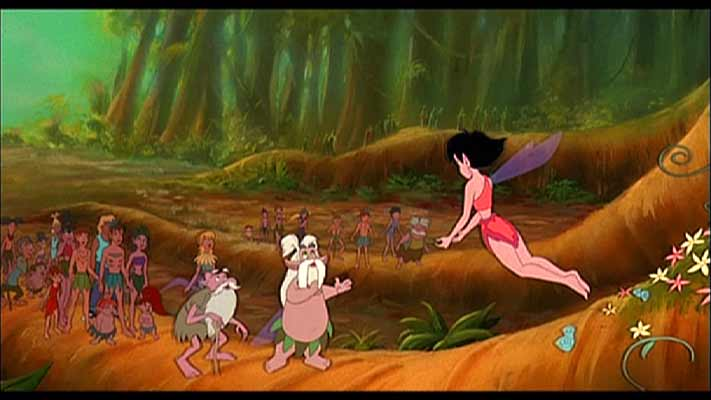 myReviewer - Review of Anastasia / Fern Gully The Last Rainforest