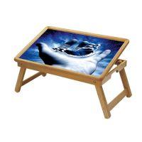 Buy Shopper52 Foldable Wooden Study Table For Kids ...