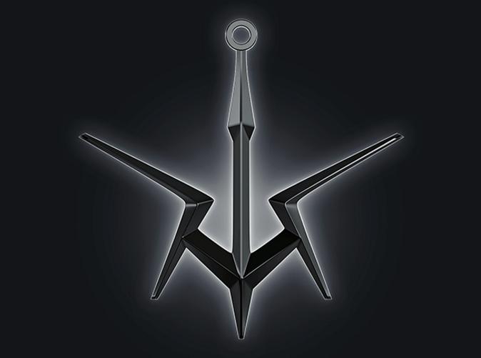 Lelouch Wallpaper 3d Black Knights Sigil Keychain Code Geass Nbn77sqgx By
