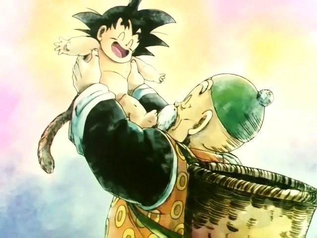 Cute Baby And Baba Wallpaper Grandpa Gohan Dragon Ball Wiki