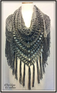Quick And Easy Crochet Shawl Patterns Free ~ Dancox for