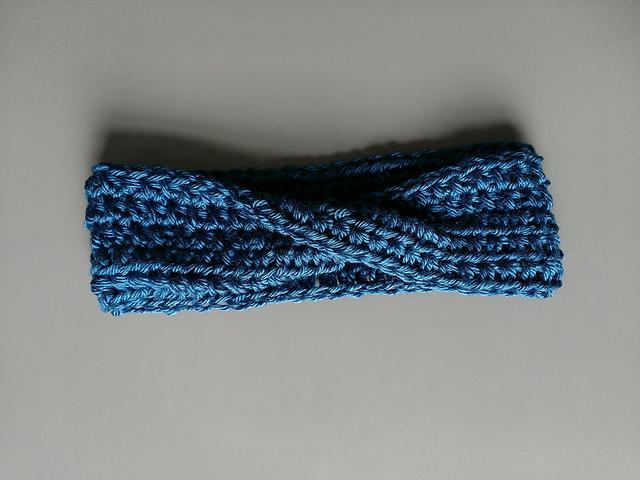 Xfinity Headband Crochet Pattern