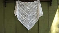 Ravelry: Country Cotton Shawl pattern by Lion Brand Yarn