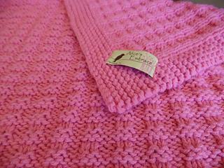 Ravelry Sugar Pie Lap Blanket Pattern By Alice39s Embrace
