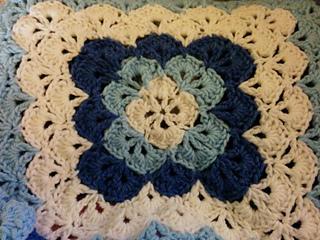 Ravelry Beautiful Shells Blanket Pattern By Lahoma Jayne