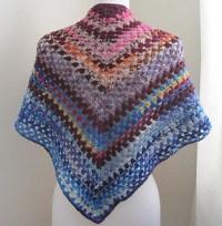 Ravelry: Easy-Crochet Shawl pattern by Kathy North