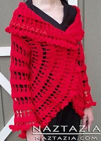 Ravelry: naztazia's Circle Crochet Jacket