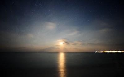 Maldivian Moonset HD Wallpaper   Background Image   2560x1600   ID:101924 - Wallpaper Abyss