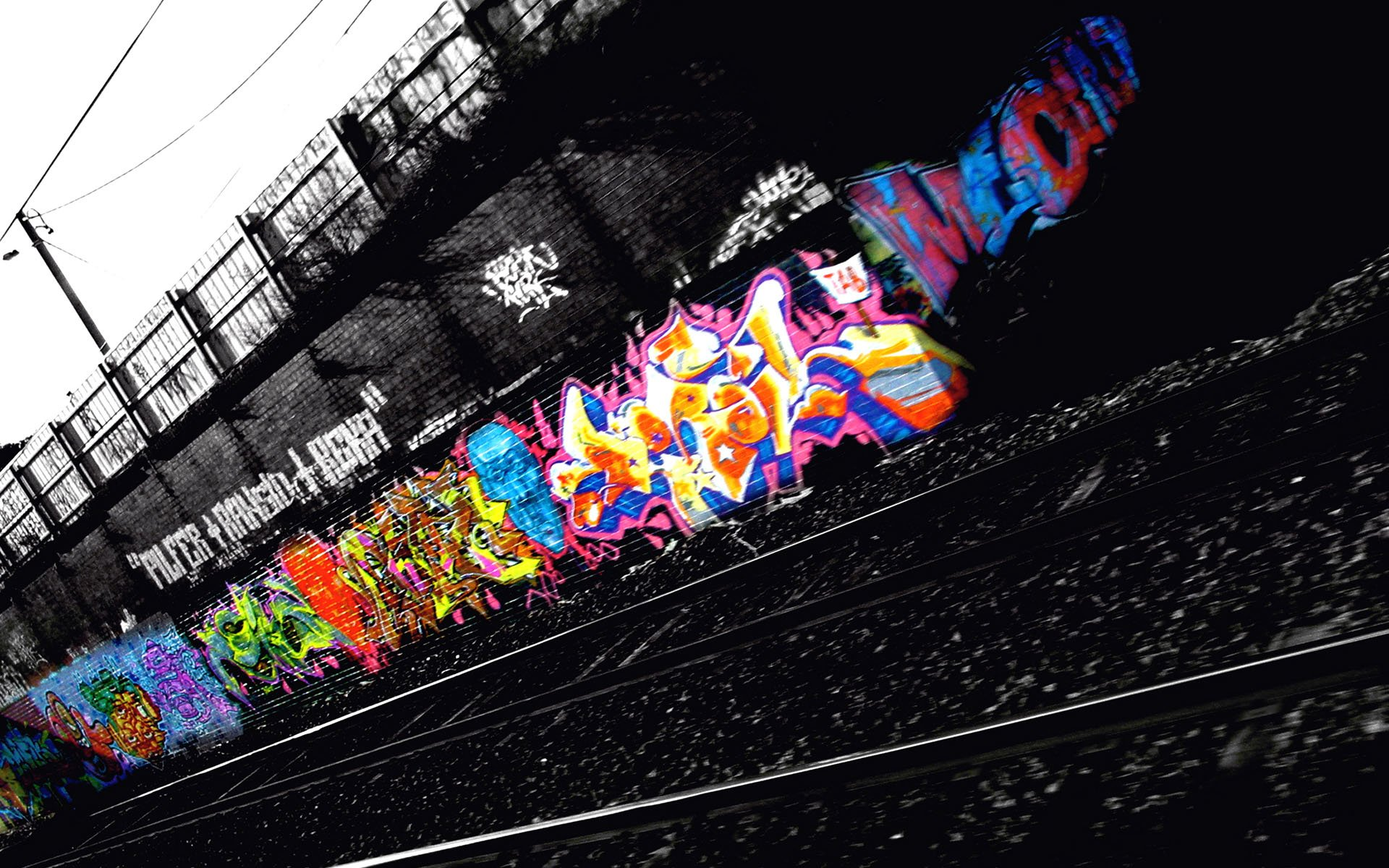 Wallpaper Tembok Hd 329 Graffiti Hd Wallpapers Background Images Wallpaper Abyss