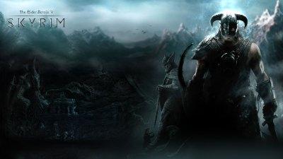 The Elder Scrolls V: Skyrim Full HD Wallpaper and Background Image | 1920x1080 | ID:114056