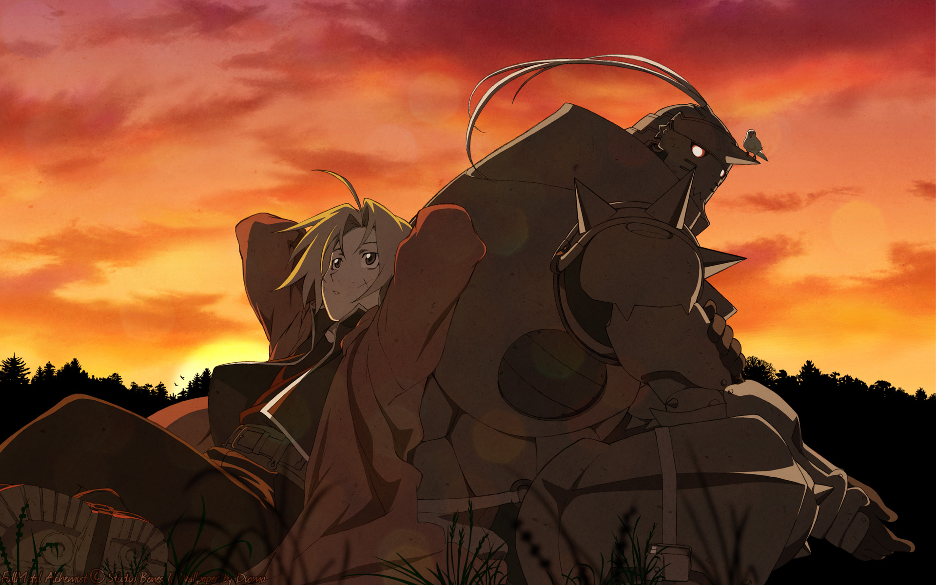 Fma Wallpaper Quotes Fullmetal Alchemist Hd Wallpaper Background Image