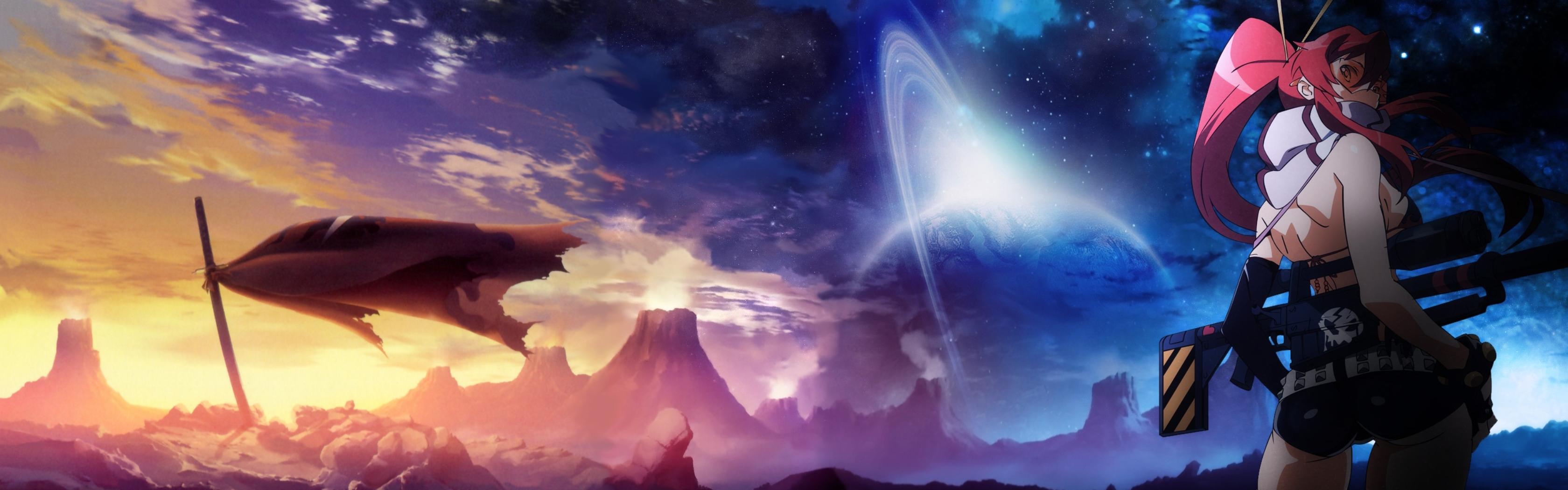 Cool Gravity Falls Wallpapers Tengen Toppa Gurren Lagann Wallpaper And Background Image
