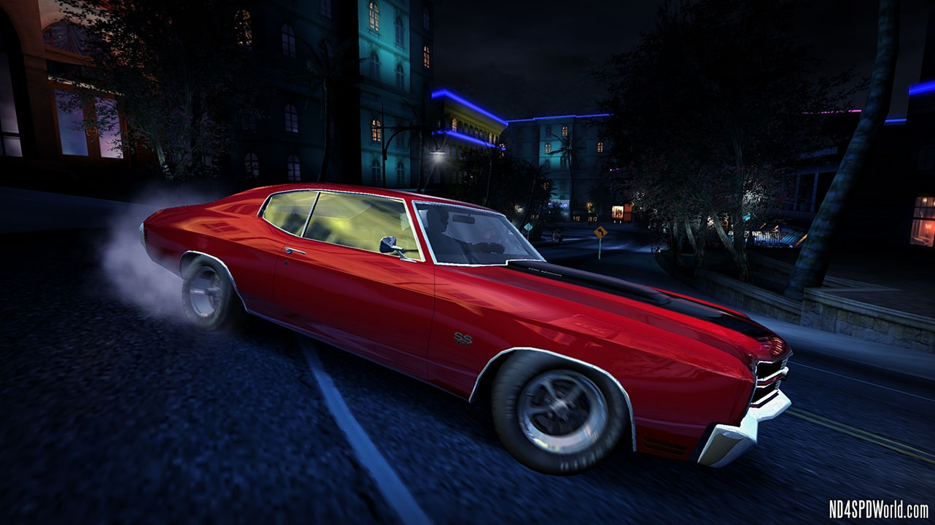 Chevelle Ss Wallpaper Chevrolet Chevelle Ss Hd Wallpaper Background Image 1920x1080