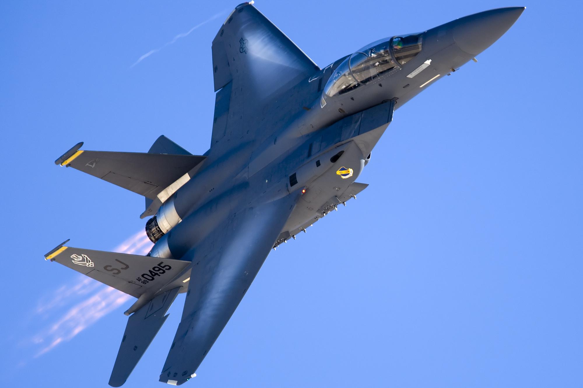Eagle Wallpaper Iphone X Mcdonnell Douglas F 15e Strike Eagle Hd Wallpaper