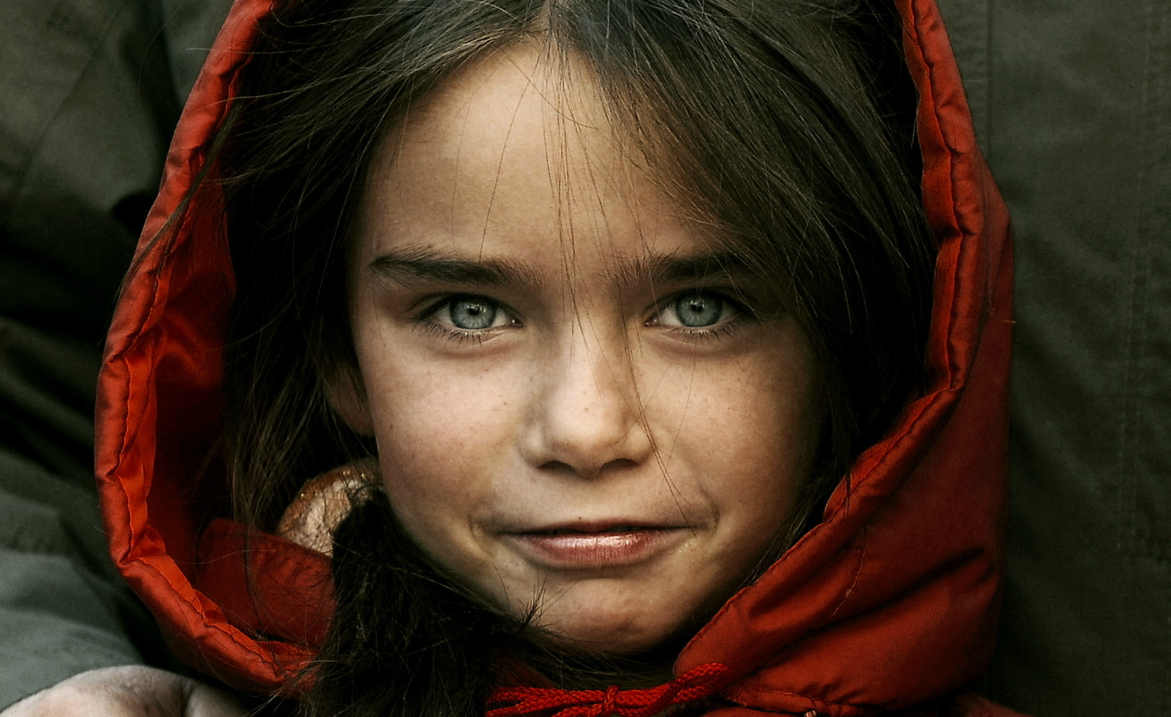 Afghan Girl Eyes Wallpaper Child Wallpaper And Background Image 1680x1029 Id