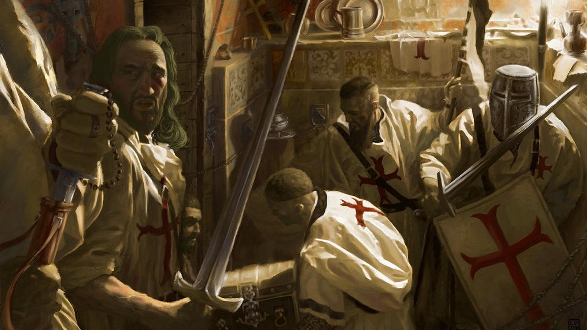 Knights Templar Wallpaper Iphone Knight Hd Wallpaper Background Image 1920x1080 Id