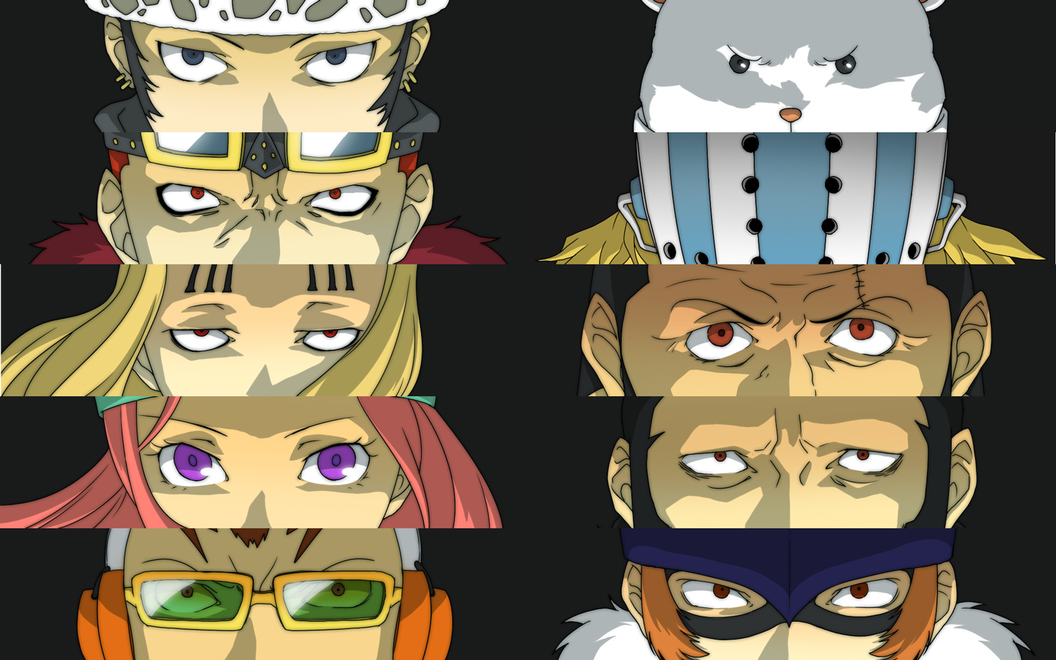 Trafalgar Law Iphone Wallpaper One Piece Wallpaper And Background Image 1500x938 Id