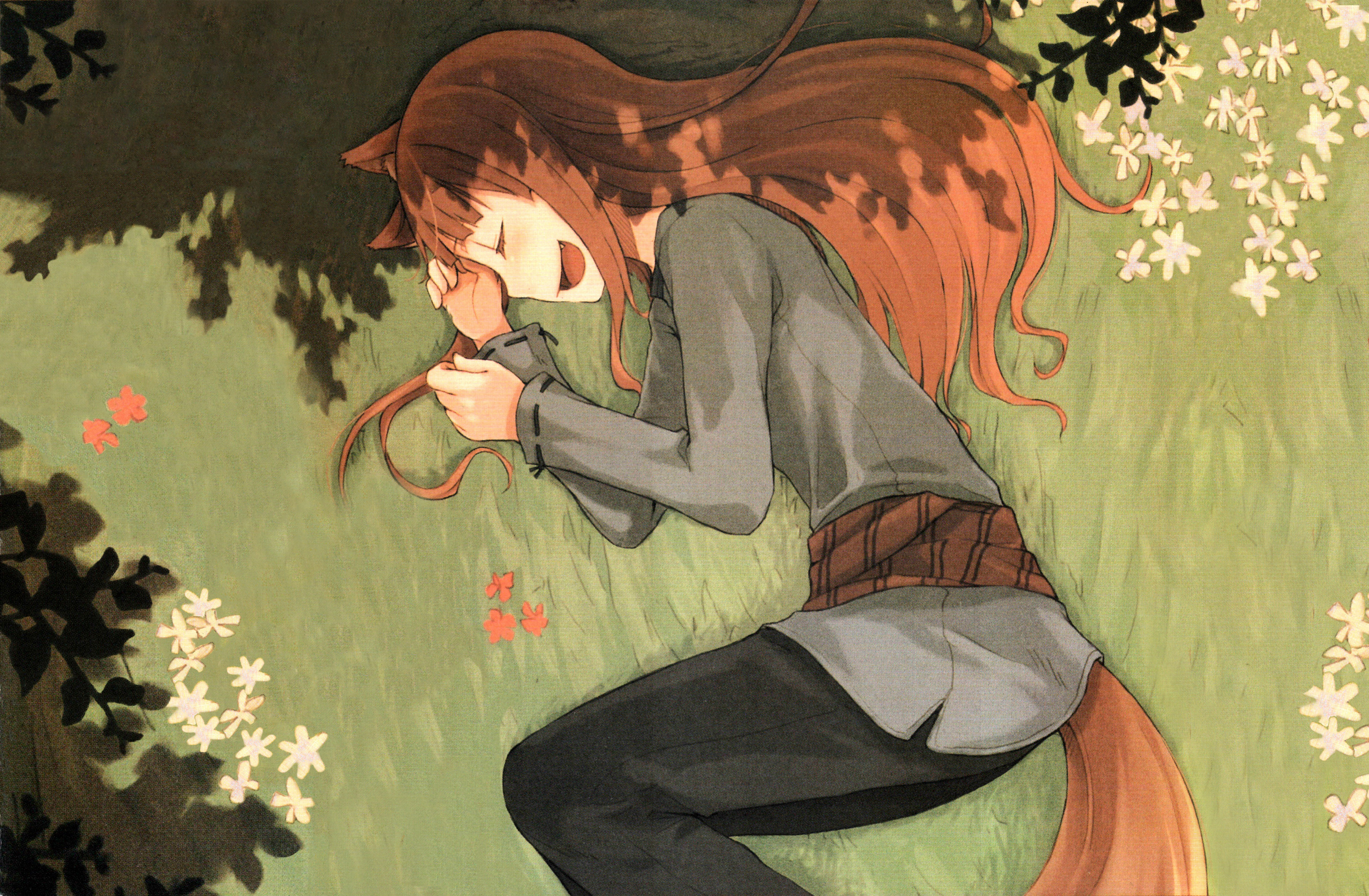 Lv Iphone Wallpaper Spice And Wolf 4k Ultra Hd Wallpaper Background Image