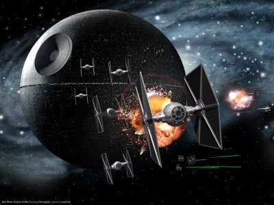 54 Death Star HD Wallpapers | Background Images - Wallpaper Abyss