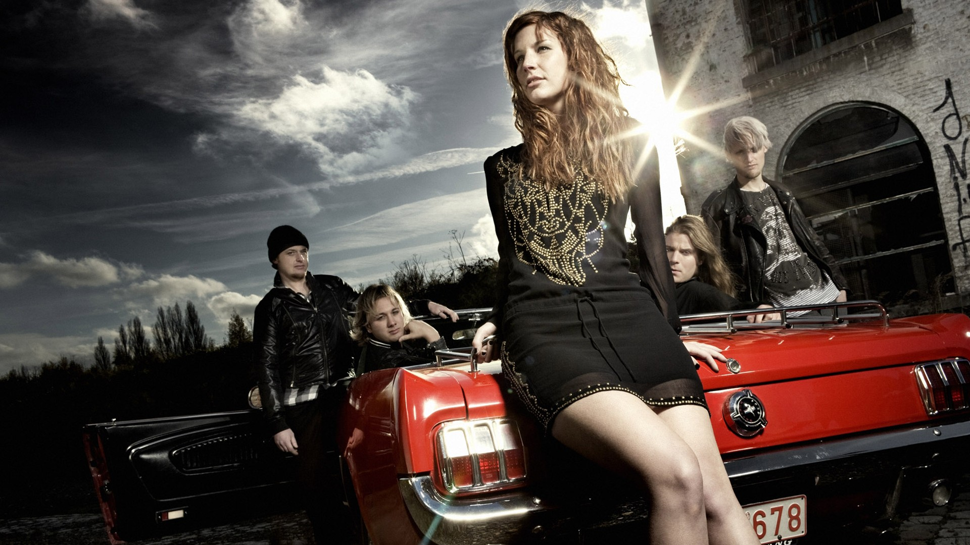Car Slideshow Wallpaper 5 Delain Hd Wallpapers Background Images Wallpaper Abyss