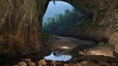 6 Son Doong Cave HD Wallpapers | Background Images - Wallpaper Abyss