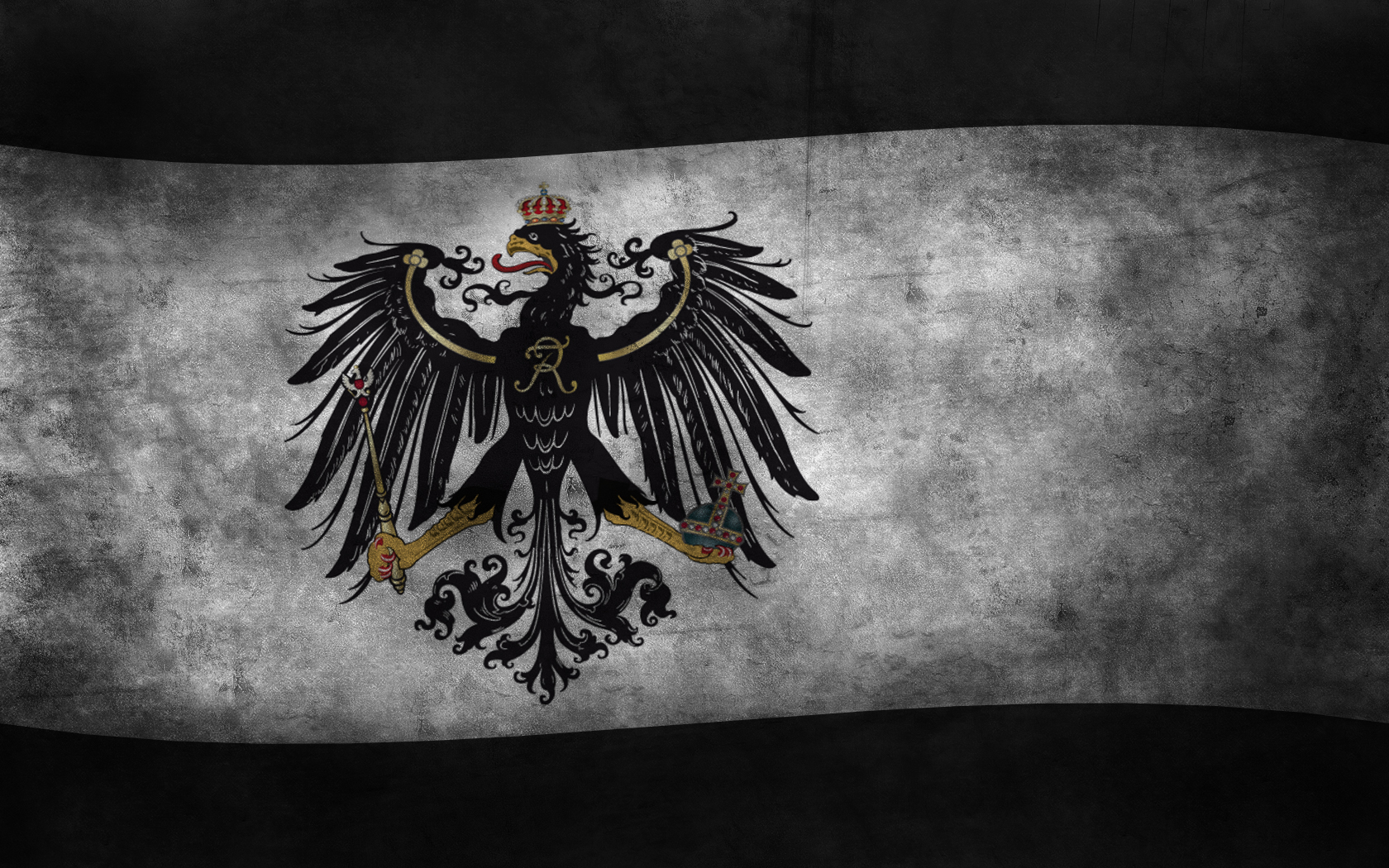 Quotes Wallpaper 1366x768 2 Flag Of Prussia Hd Wallpapers Backgrounds Wallpaper