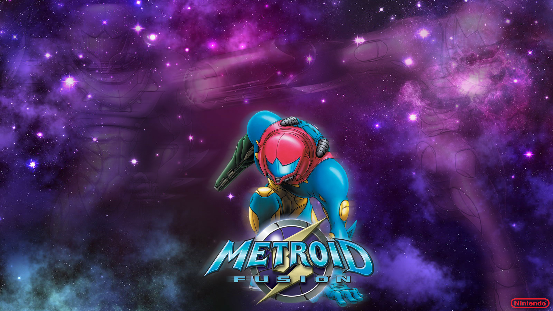 Kingdom Hearts Iphone Wallpaper Metroid Fusion Full Hd Wallpaper And Background Image