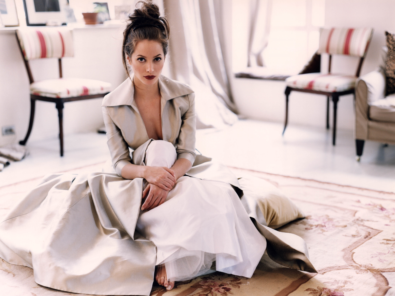 Ralph Lauren Wallpaper Hd Christy Turlington Wallpaper And Background Image