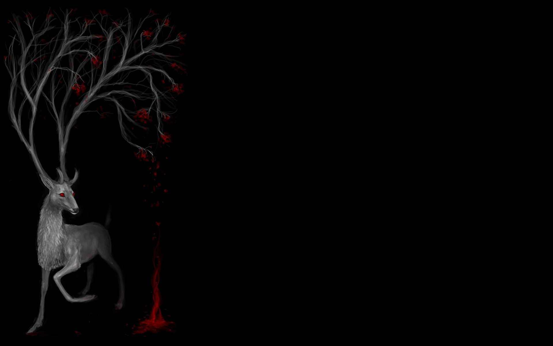 Dark Blood Wallpaper Blood Hd Wallpaper Background Image 1920x1200 Id 243256