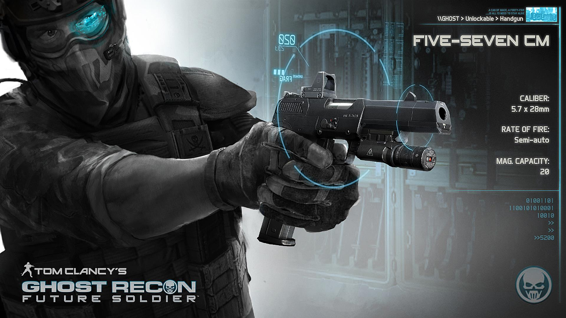 Ghost 3d Wallpaper Download Tom Clancy S Ghost Recon Future Soldier Hd Wallpaper