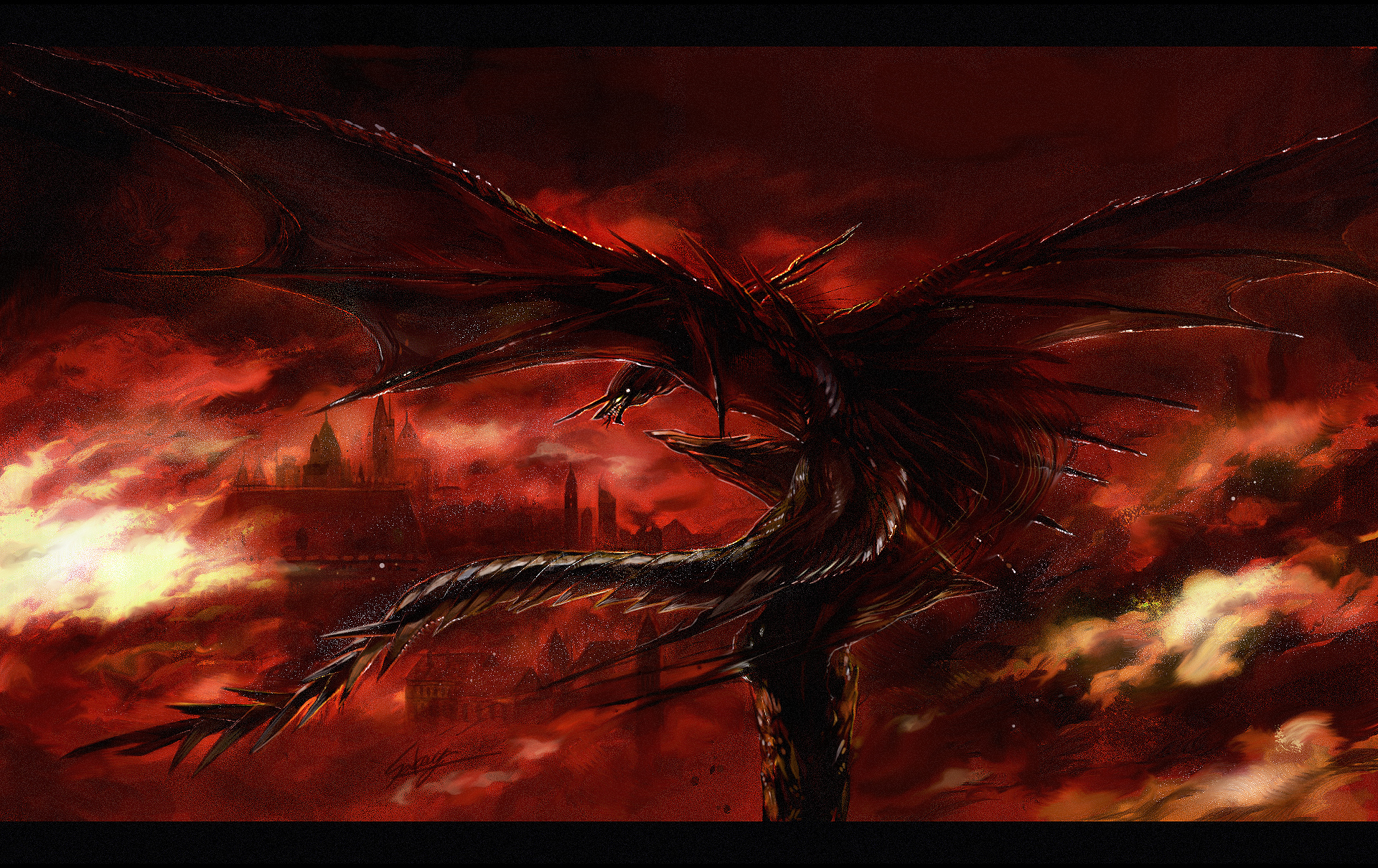 Cool Dragon Wallpapers For Desktop 3d Dragon Hd Wallpaper Background Image 1920x1210 Id