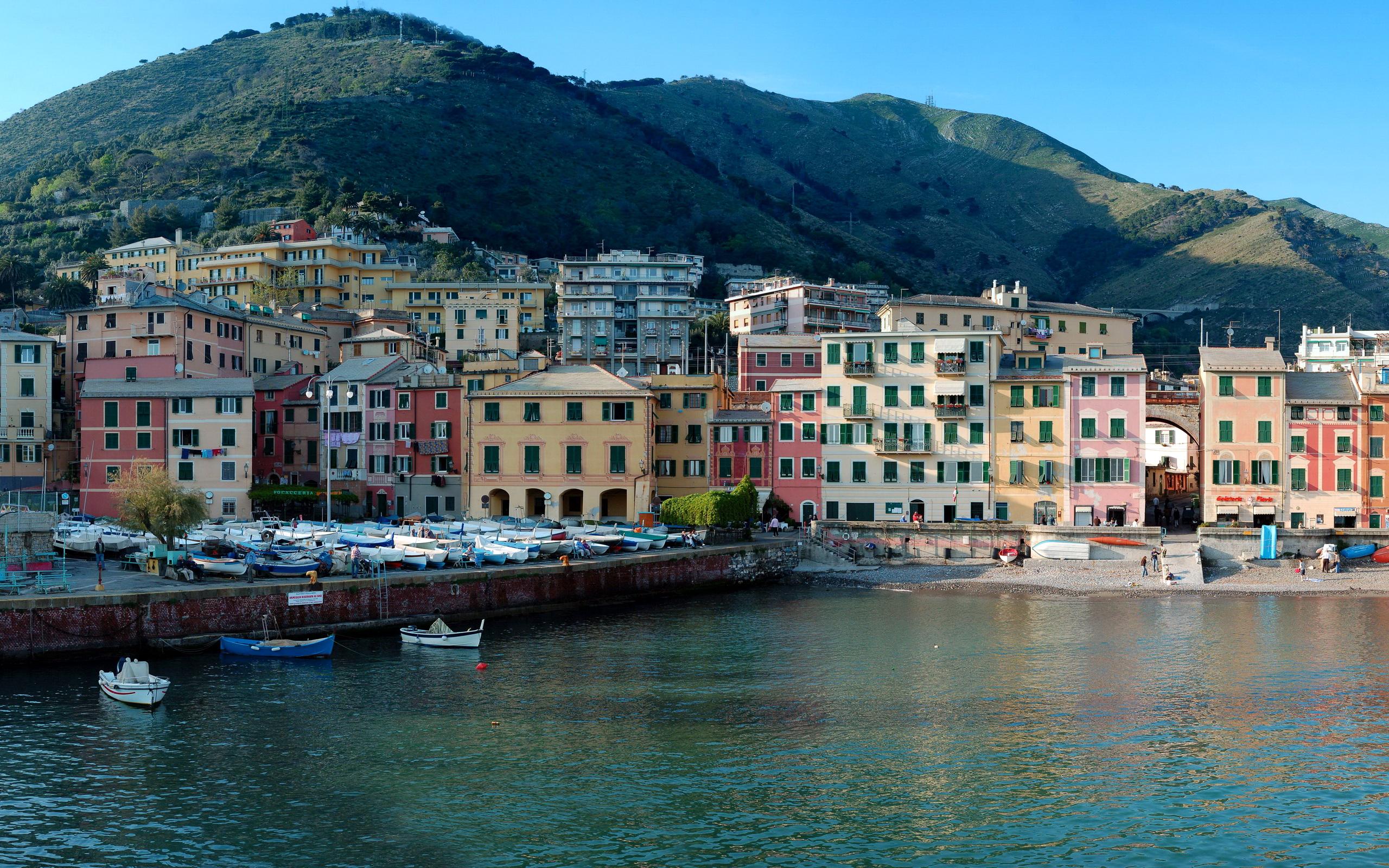 Iphone X Usa Wallpaper Genova Full Hd Sfondo And Sfondi 2560x1600 Id 288358