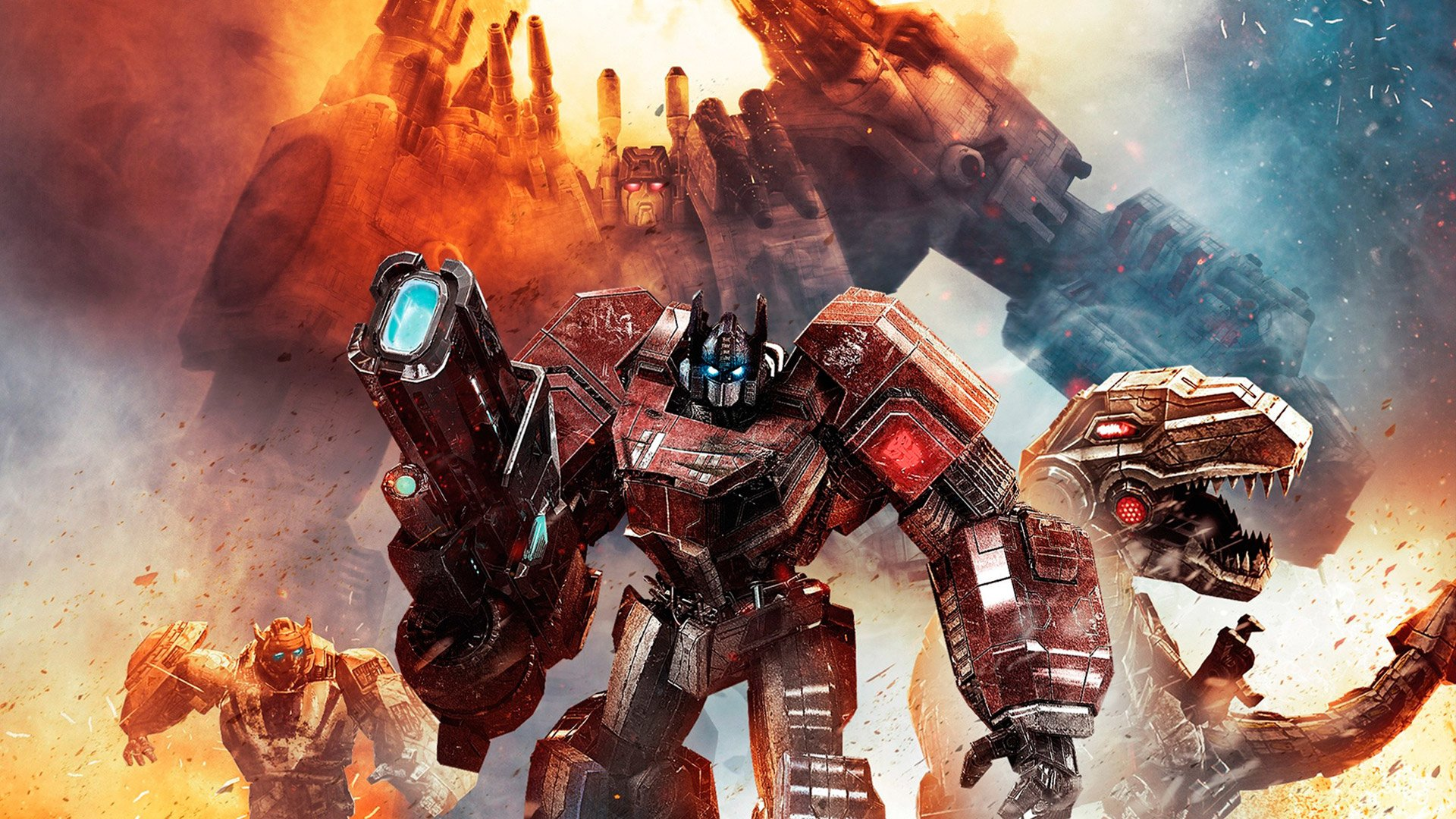 Transformers Fall Of Cybertron Wallpaper 1920x1080 Transformers Fall Of Cybertron Full Hd Wallpaper And