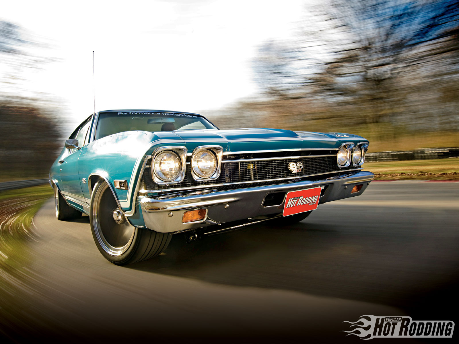 Chevelle Ss Wallpaper 1968 Chevy Chevelle Ss 900 H P Wallpaper And Background Image