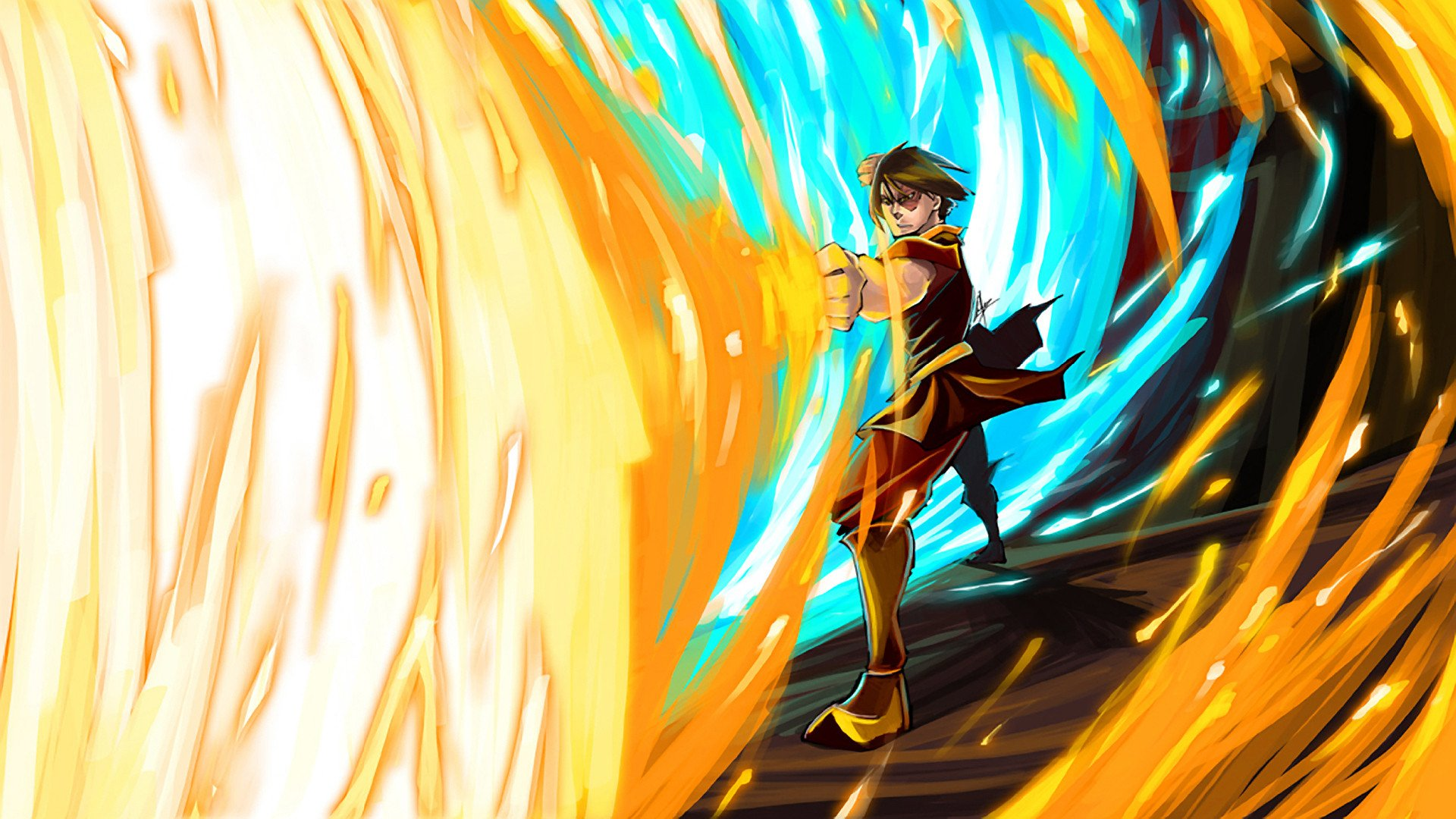 Naruto Wallpaper Hd 1366x768 Avatar The Last Airbender Full Hd Wallpaper And
