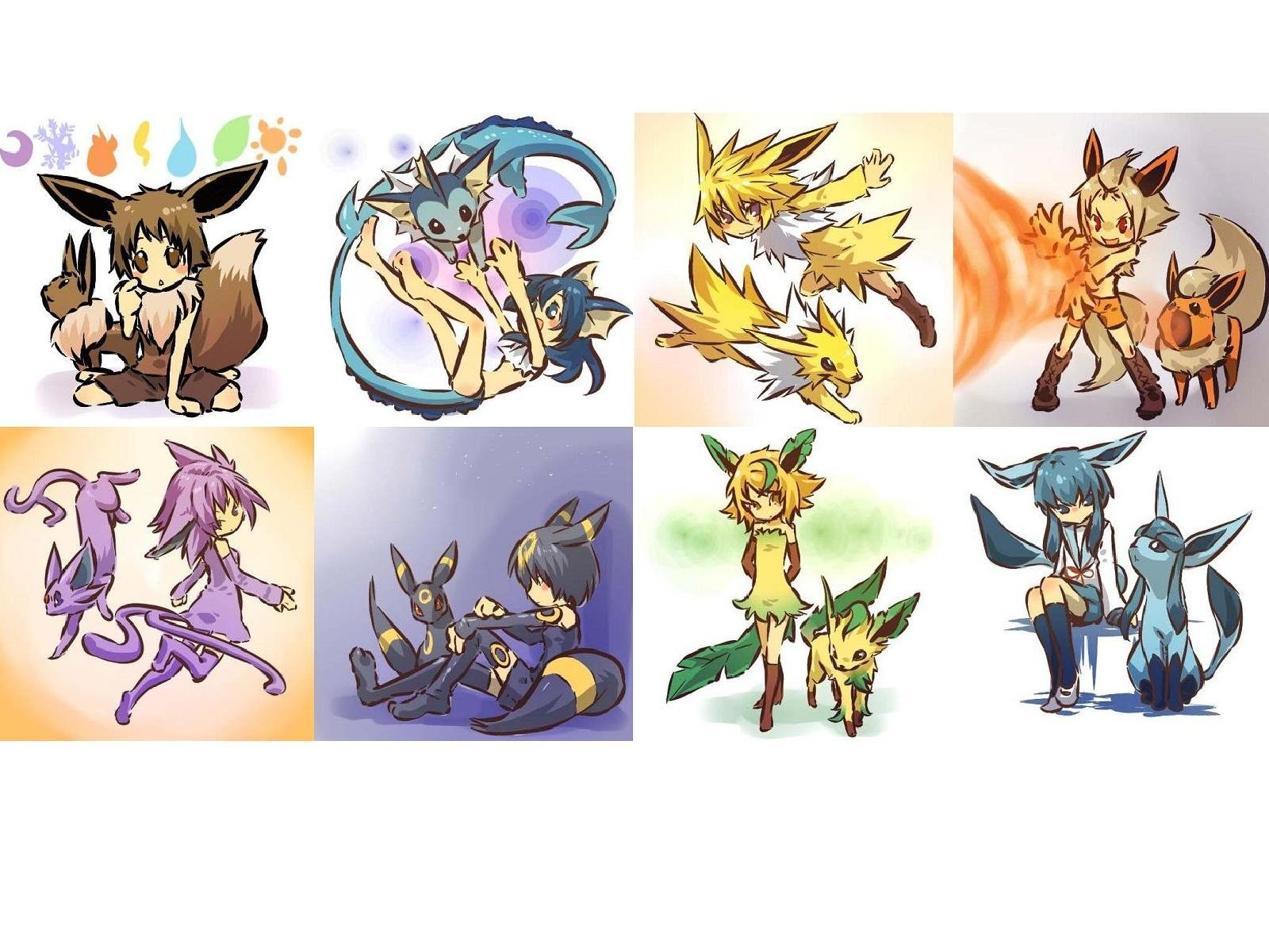 Cute Pokemon Iphone 5 Wallpaper Pok 233 Mon Wallpaper And Background Image 1600x1200 Id