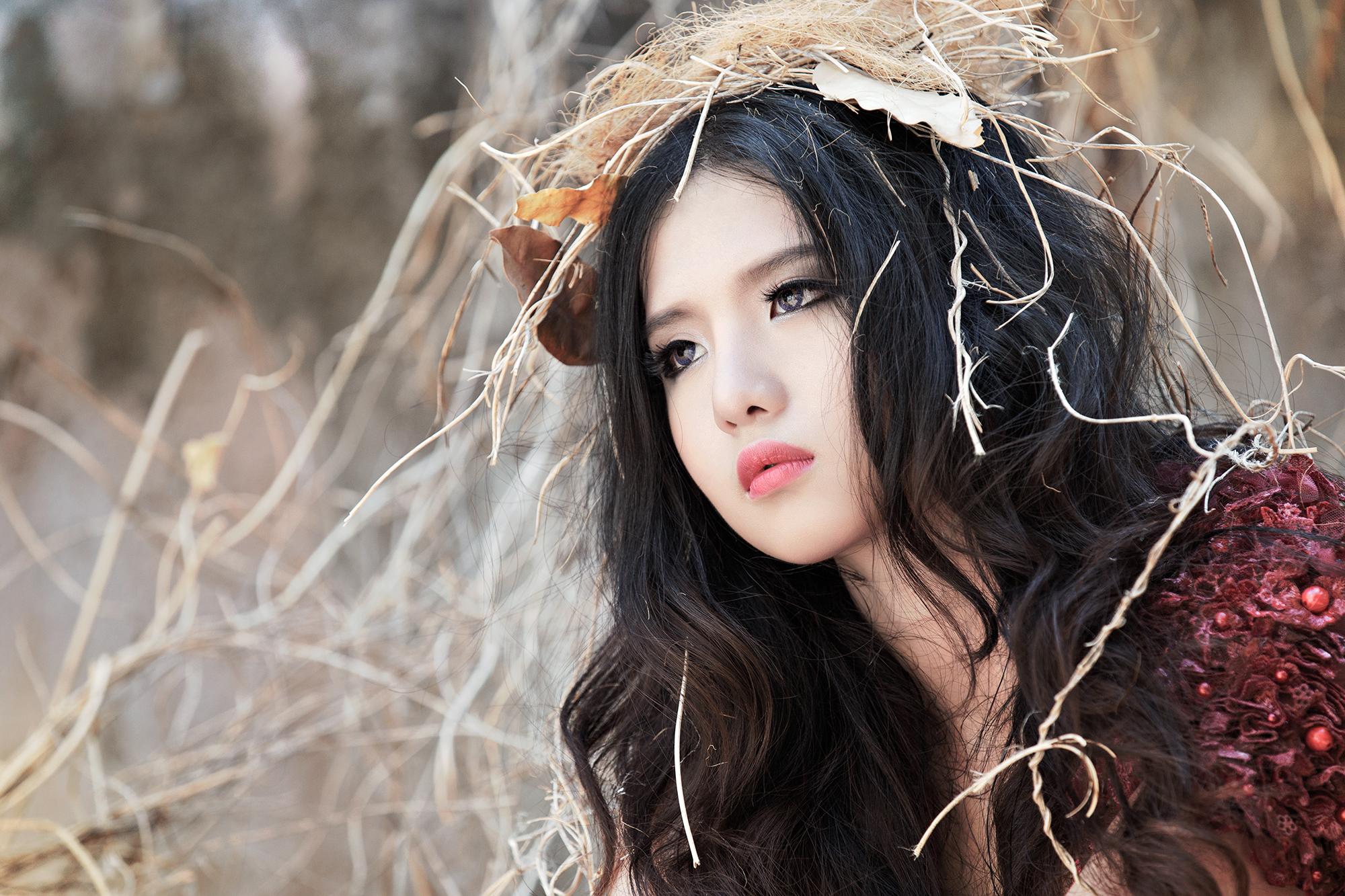 Cool Stylish Girl Hd Wallpaper Mitu Kat Hd Wallpaper Background Image 2000x1333 Id