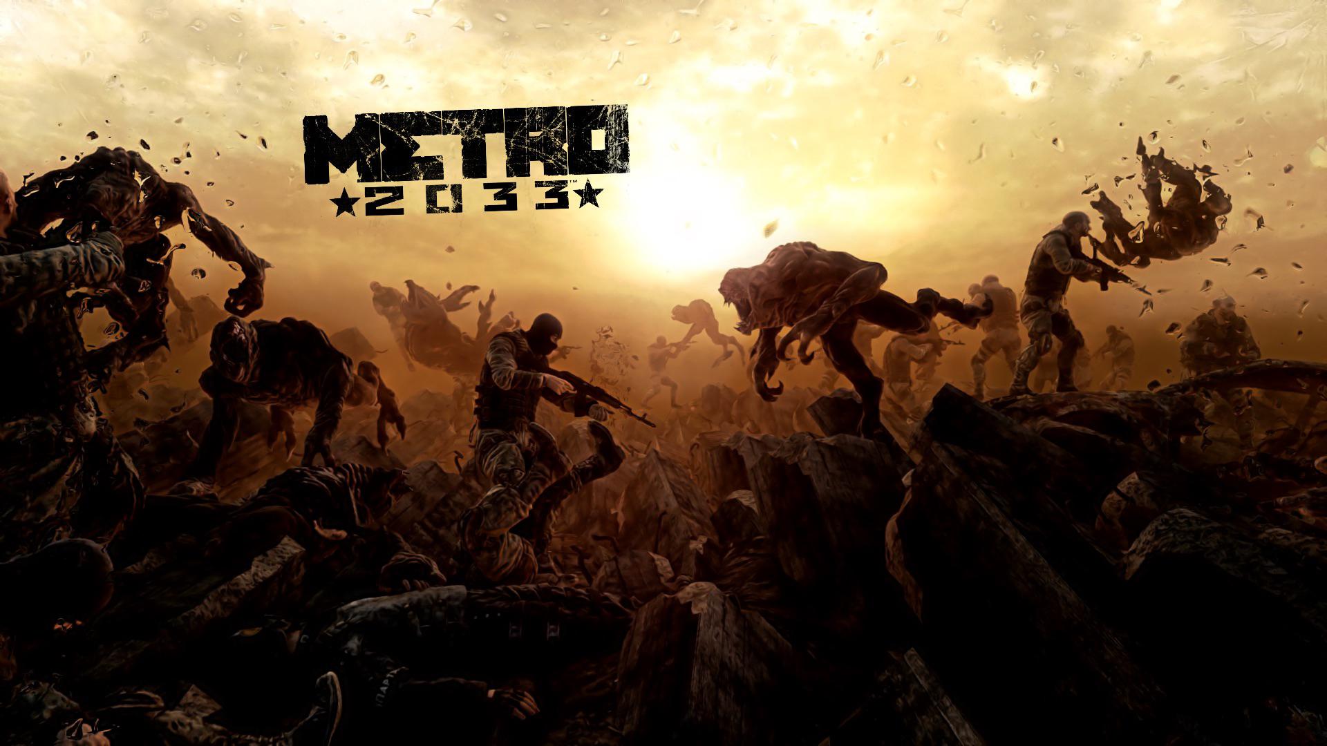 Metro 2033 Wallpaper Hd Metro 2033 Redux Computer Wallpapers Desktop Backgrounds