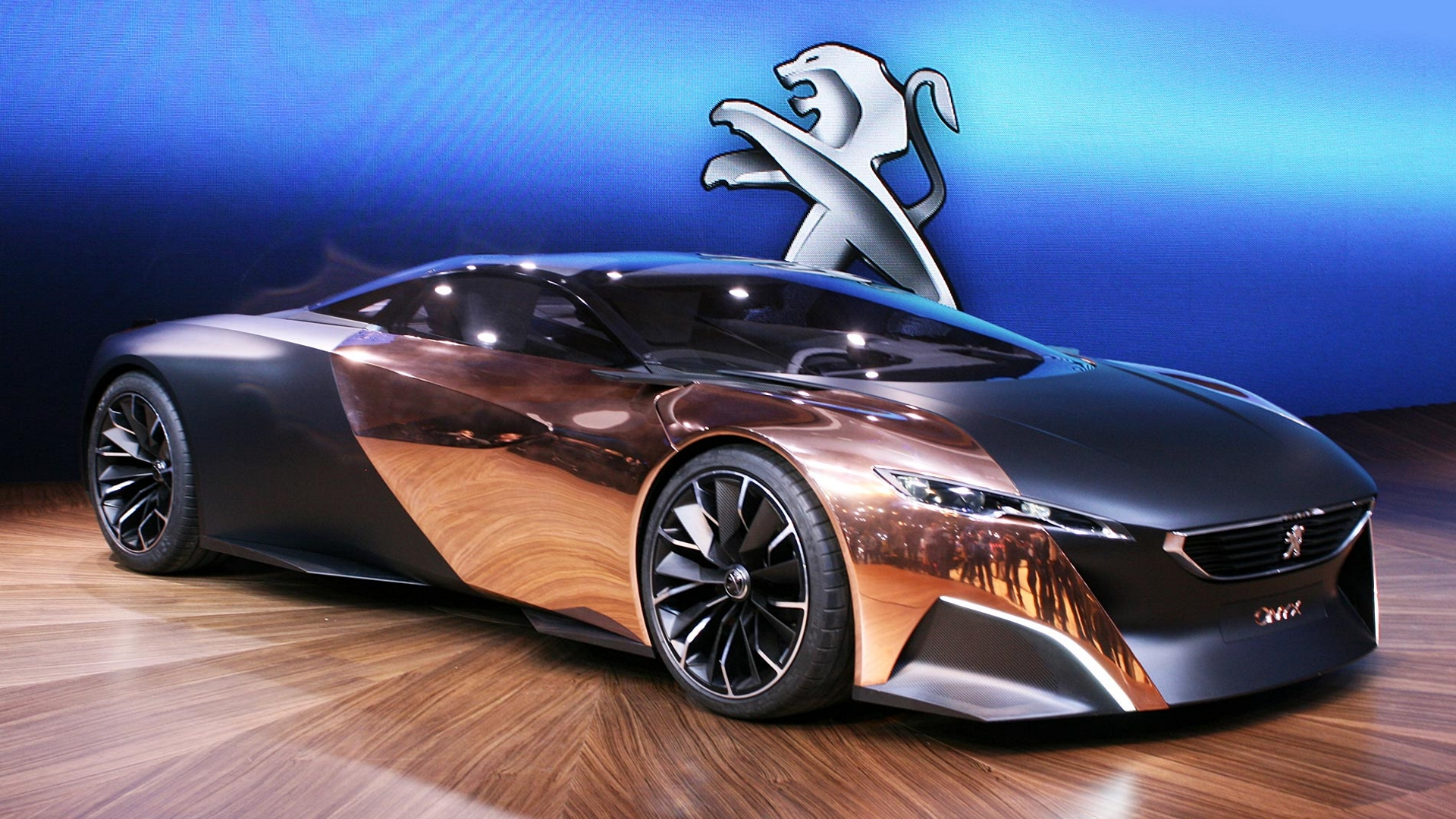 Car Slideshow Wallpaper 1 Peugeot Onyx Hd Wallpapers Background Images